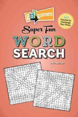 Super Fun Word Search: 188 Puzzles to Challenge Your Brain (Paperback)