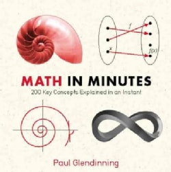 Math in Minutes (Paperback)