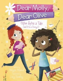 Olive Spins a Tale (And It's a Doozy!) (Paperback)