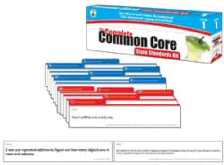 The Complete Common Core State Standards Kit, Grade 1 (Cards)