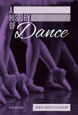 A History of Dance (Hardcover)