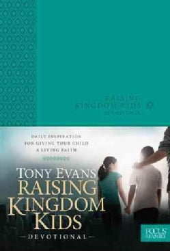 Raising Kingdom Kids Devotional (Paperback)