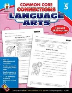 Common Core Connections Language Arts, Grade 5 (Paperback)