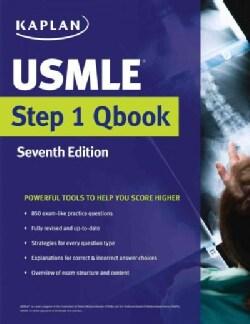 USMLE Step 1 Qbook (Paperback)