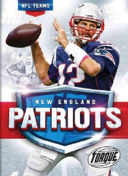 The New England Patriots Story (Hardcover)