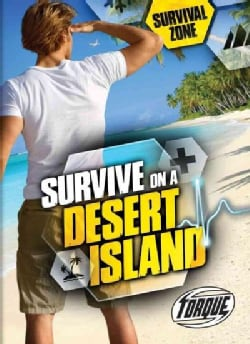 Survive on a Desert Island (Hardcover)
