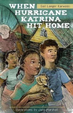 When Hurricane Katrina Hit Home (Hardcover)