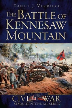 The Battle of Kennesaw Mountain (Paperback)
