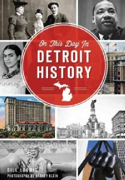 On This Day in Detroit History (Paperback)