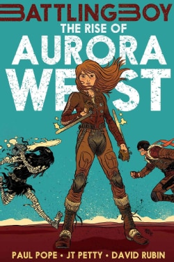 The Rise of Aurora West (Paperback)