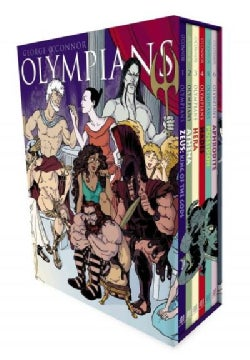 Olympians (Paperback)
