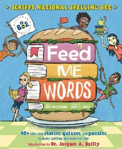 Feed Me Words (Hardcover)