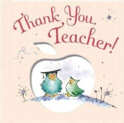 Thank You, Teacher! (Hardcover)