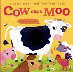 Cow Says Moo (Board book)