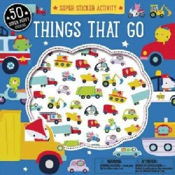 Things That Go (Paperback)