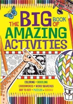 The Big Book of Amazing Activities (Paperback)