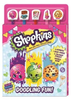 Shopkins Doodling Fun!
