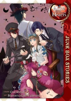 Alice in the Country of Hearts: Junk Box Stories (Paperback)