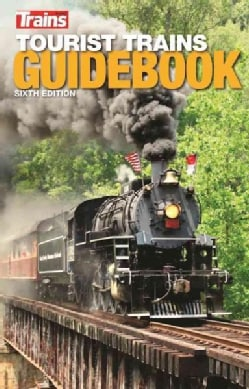 Tourist Trains Guidebook (Paperback)