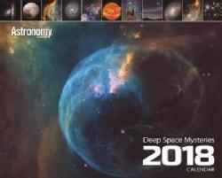 Deep Space Mysteries 2018 Calendar (Calendar)