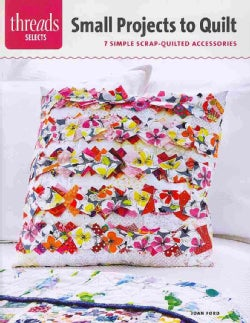 Small Projects to Quilt: 7 Simple Scrap-Quilted Accessories (Paperback)