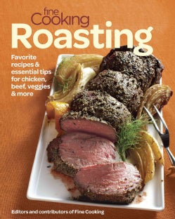 Fine Cooking Roasting (Paperback)