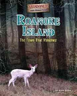 Roanoke Island: The Town That Vanished (Hardcover)
