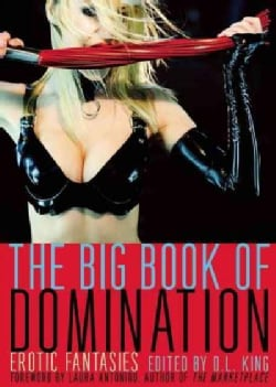 The Big Book of Domination: Erotic Fantasies (Paperback)