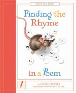 Finding the Rhyme in a Poem (Paperback)