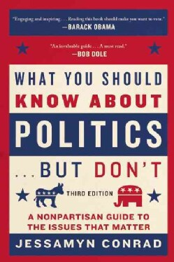 What You Should Know About Politics... but Don't: A Nonpartisan Guide to the Issues That Matter (Paperback)