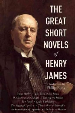 The Great Short Novels of Henry James (Paperback)