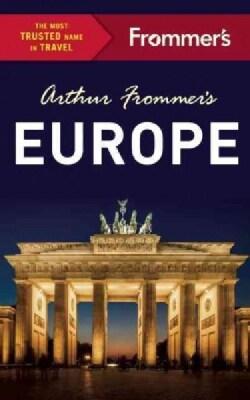 Arthur Frommer's Europe (Paperback)