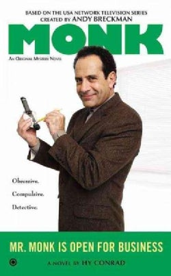Mr. Monk Is Open for Business (Hardcover)