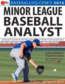 Minor League Baseball Analyst 2016 (Paperback)