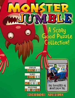 Monster Jumble: A Scary Good Puzzle Collection! (Paperback)