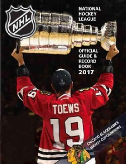 The National Hockey League Official Guide & Record Book 2017 (Paperback)
