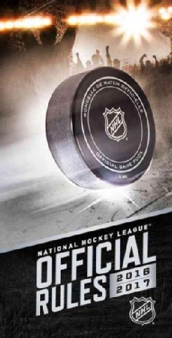 National Hockey League Official Rules 2016-2017 (Paperback)