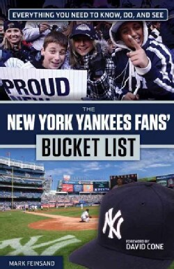 The New York Yankees Fans' Bucket List (Paperback)