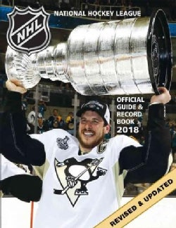 National Hockey League Official Guide & Record Book 2018 (Paperback)