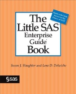 The Little SAS Enterprise Guide Book (Paperback)