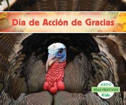 Dia de Accion de Gracias (Hardcover)