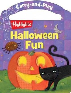 Halloween Fun (Board book)