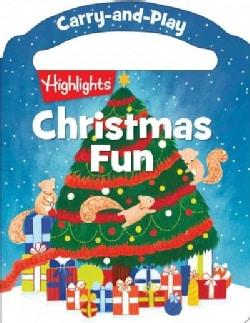 Christmas Fun (Board book)