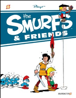 The Smurfs & Friends 1 (Hardcover)