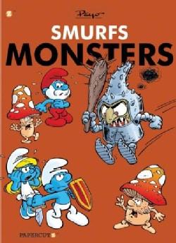 Smurfs Monsters (Paperback)