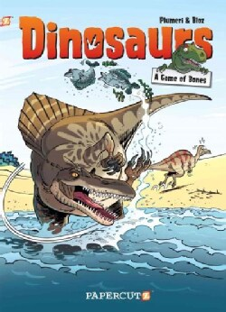 Dinosaurs 4: A Game of Bones (Hardcover)