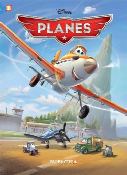 Disney Graphic Novels Planes 1: Livin the Dream (Paperback)