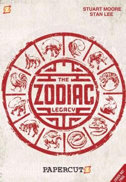 The Zodiac Legacy 1: Tiger Island (Paperback)