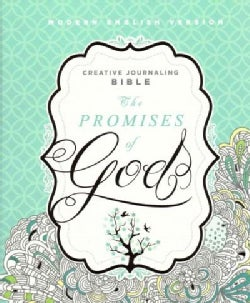The Promises of God Creative Journaling Bible: Modern English Version (Hardcover)