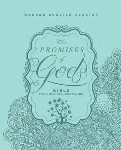 The Promises of God Bible for Creative Journaling: Modern English Version (Paperback)